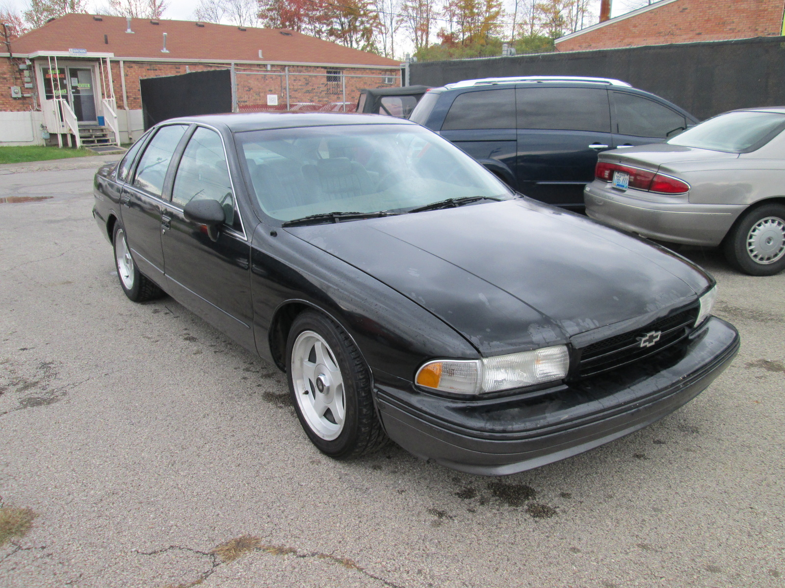 94 Impala Ss Owners Manual
