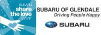 Subaru of Glendale logo
