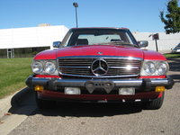 1987 Mercedes-Benz 560-Class Picture Gallery