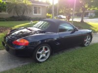Picture of 2000 Porsche Boxster S
