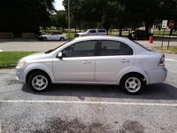 Picture of 2007 Chevrolet Aveo LS, exterior