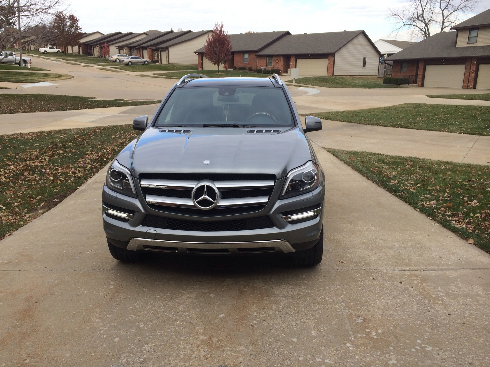 New 2015 2016 mercedes benz gl class for sale cargurus for 2014 mercedes benz gl450