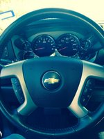 Picture of 2012 Chevrolet Silverado 1500 LT Ext. Cab LB, interior
