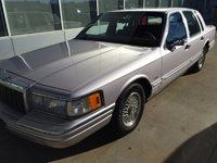 Picture of 1991 Lincoln Town Car Base, exterior