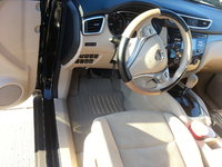 Picture of 2014 Nissan Rogue S AWD, interior