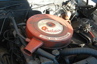 Picture of 1964 Oldsmobile Cutlass, engine