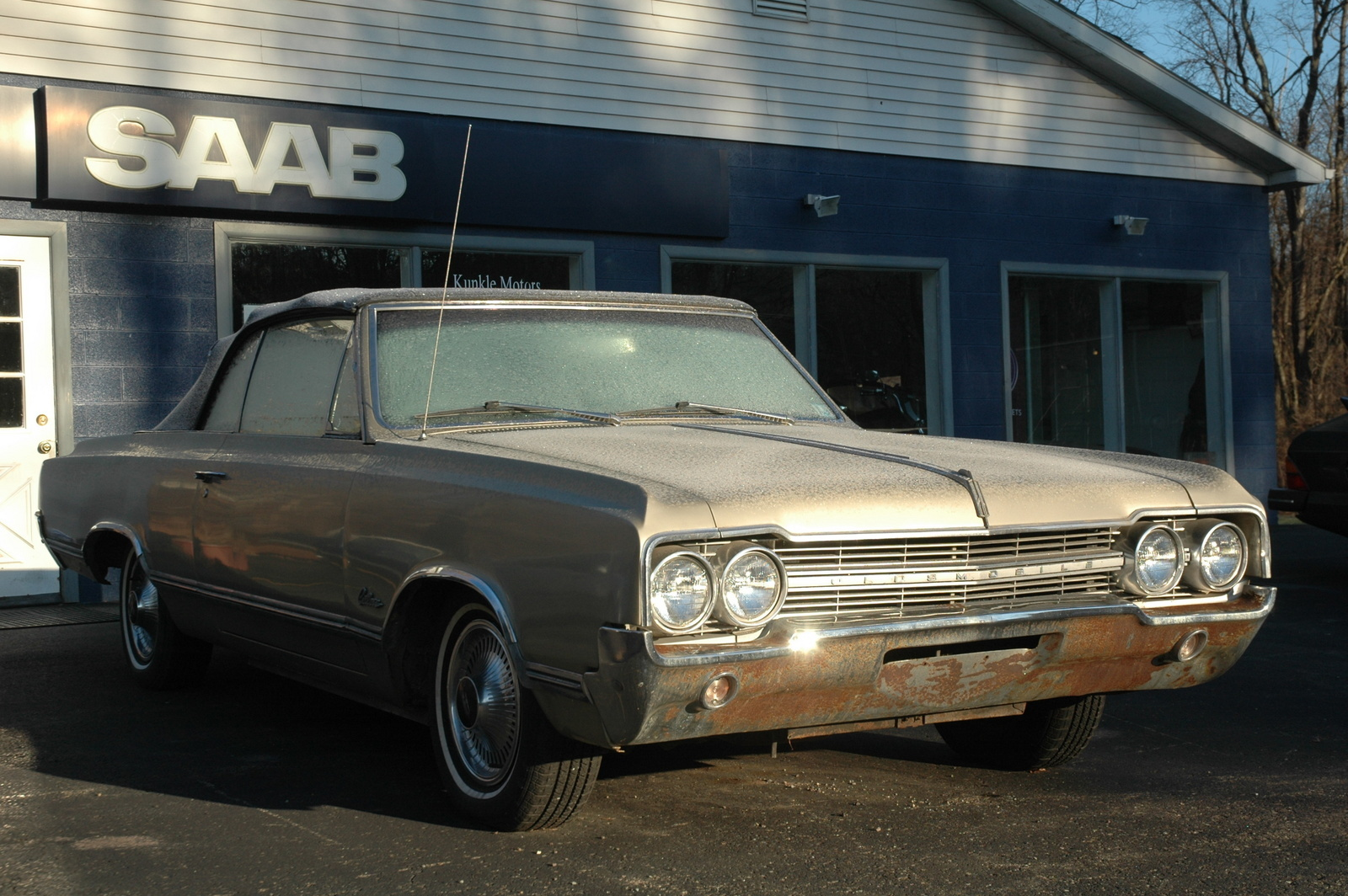 1964 Oldsmobile Cutlass - Overview