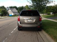 Picture of 2012 Chevrolet Equinox 1LT FWD, exterior, gallery_worthy
