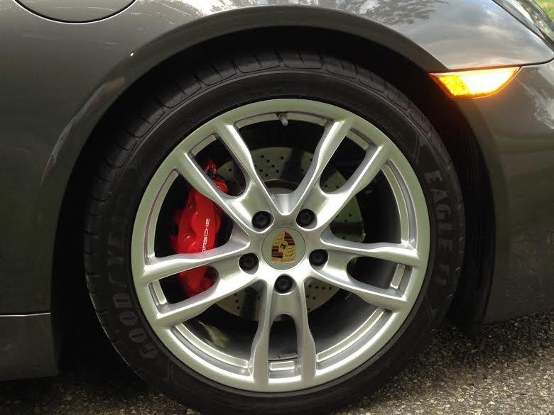 Picture of 2014 Porsche Cayman S