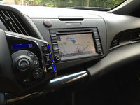 Picture of 2013 Honda CR-Z EX w/ Nav, interior