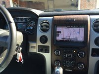 Picture of 2013 Ford F-150 Lariat SuperCrew 5.5ft Bed 4WD, interior