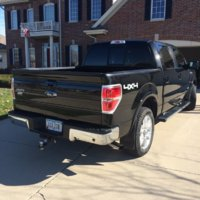 Picture of 2013 Ford F-150 Lariat SuperCrew 5.5ft Bed 4WD, exterior