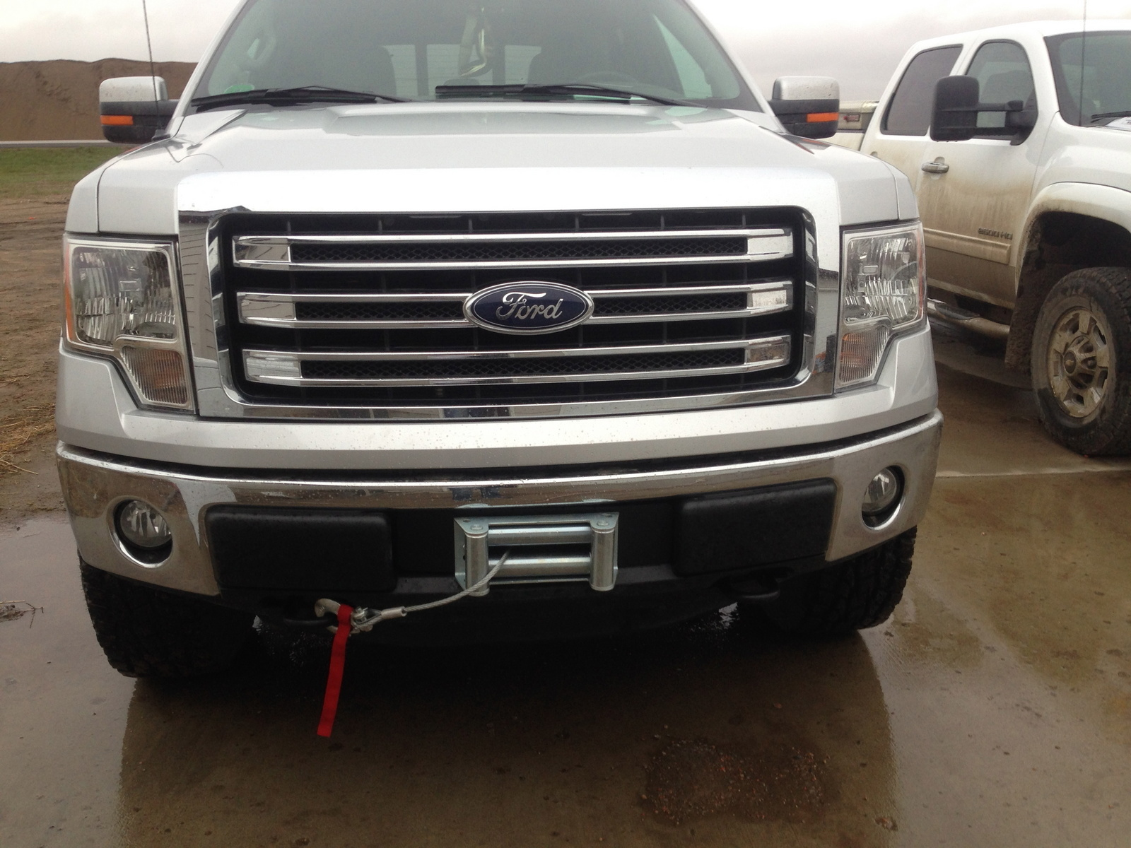 Ford f 150 questions measurements for front bumper cargurus