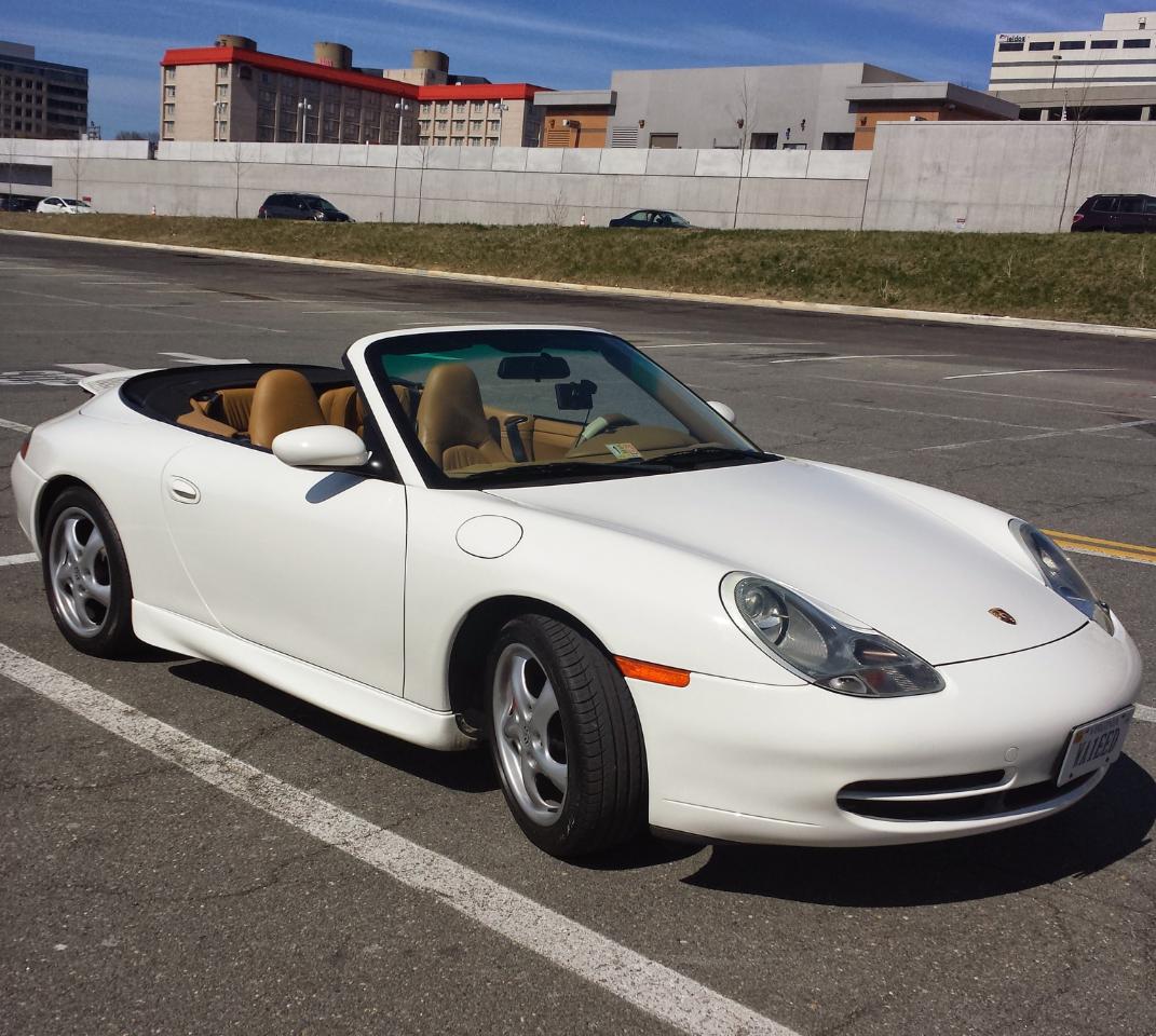 1995 Porsche 911 Exterior: 2000 Porsche 911