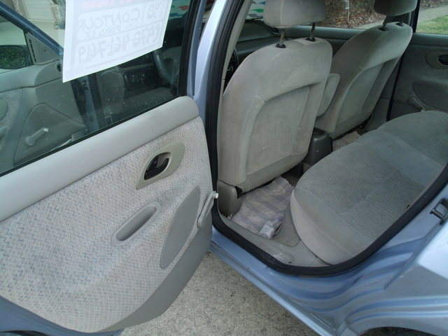 Picture Of 1998 Ford Contour 4 Dr LX Sedan, Interior, Gallery_worthy