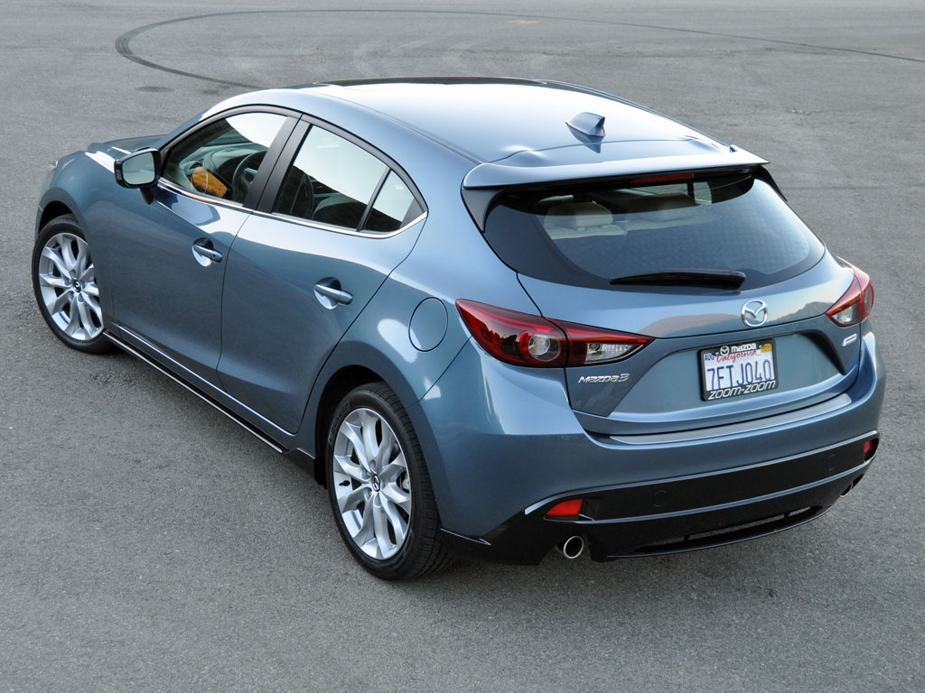 2015 Mazda MAZDA3 - Test Drive Review - CarGurus
