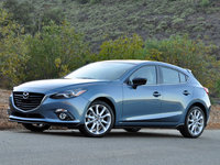 2015 Mazda MAZDA3 s Grand Touring Hatchback, 2015 Mazda 3s 5-Door Grand Touring, exterior, gallery_worthy