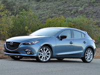 2015 Mazda MAZDA3 s Grand Touring Hatchback, 2015 Mazda 3s 5-Door Grand Touring, exterior