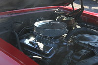 Picture of 1967 Pontiac Tempest, engine