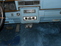 1978 Chevrolet Impala, Interior almost done, interior