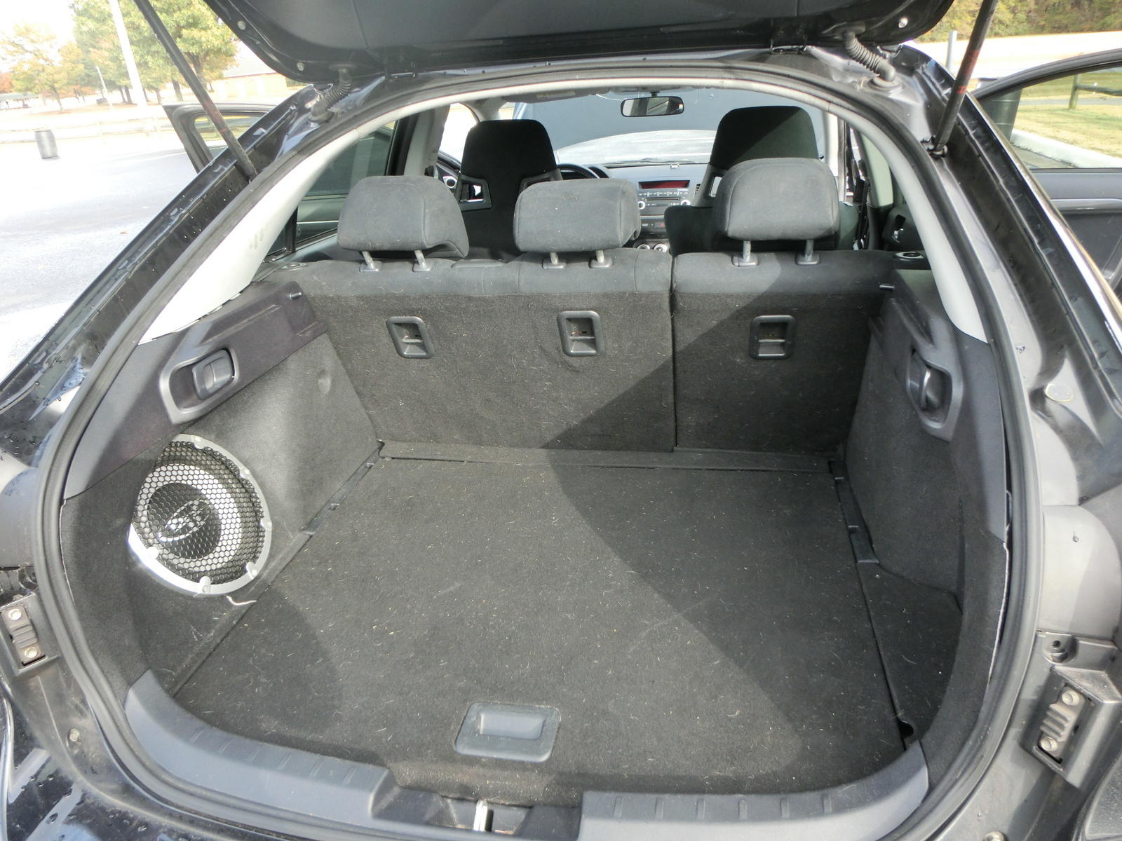 2010 Mitsubishi Lancer Sportback Pictures Cargurus