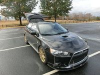 Picture of 2010 Mitsubishi Lancer Sportback Ralliart, exterior, gallery_worthy