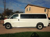 Picture of 2001 GMC Savana 3500 Passenger Van, exterior, gallery_worthy
