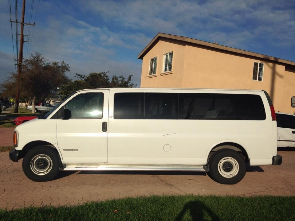 Picture of 2001 GMC Savana G3500 Passenger Van