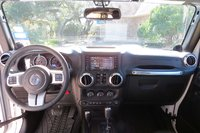 Picture of 2013 Jeep Wrangler Unlimited Rubicon 10th Anniversary 4WD, interior, gallery_worthy