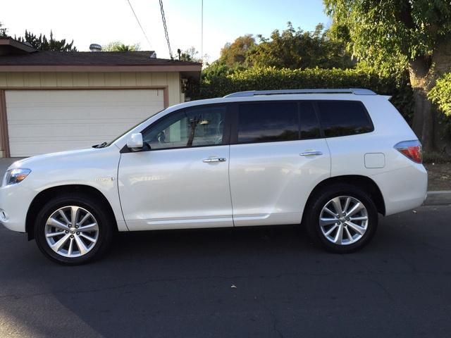 2009 toyota highlander hybrid pictures cargurus. Black Bedroom Furniture Sets. Home Design Ideas