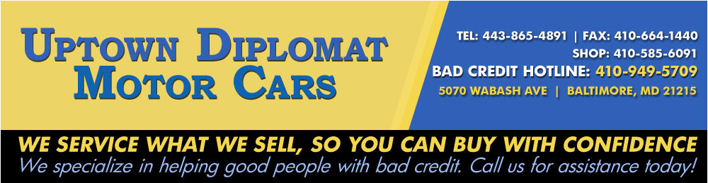 Uptown diplomat motor cars baltimore md read consumer for Exclusive motor cars baltimore md 21215