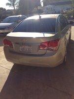 Picture of 2012 Chevrolet Cruze 1LT, exterior