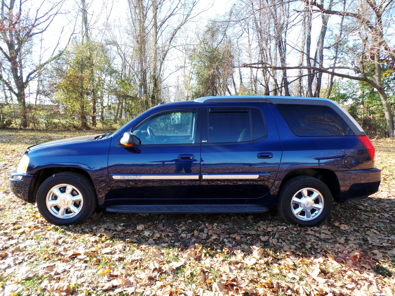 2004 GMC Envoy XUV