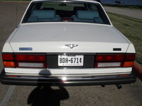 1988 Bentley Mulsanne Overview