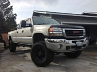 Picture of 2006 GMC Sierra 2500HD SLE2 4 Dr Crew Cab 4WD LB