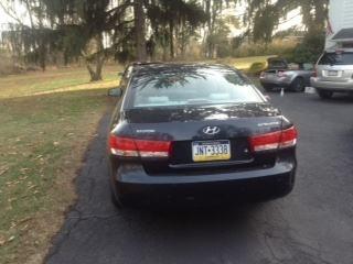 Picture of 2007 Hyundai Sonata