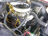Picture of 1965 Chevrolet El Camino, engine