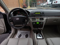 Picture of 2008 Hyundai Sonata SE, interior