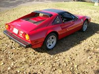 1985 Ferrari 308 Picture Gallery
