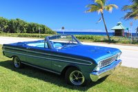 1964 Ford Falcon, basking by the beach, exterior