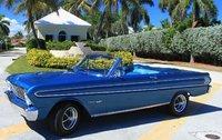 1964 Ford Falcon, my 64' falcon sprint convertible 4speed / v-8, exterior