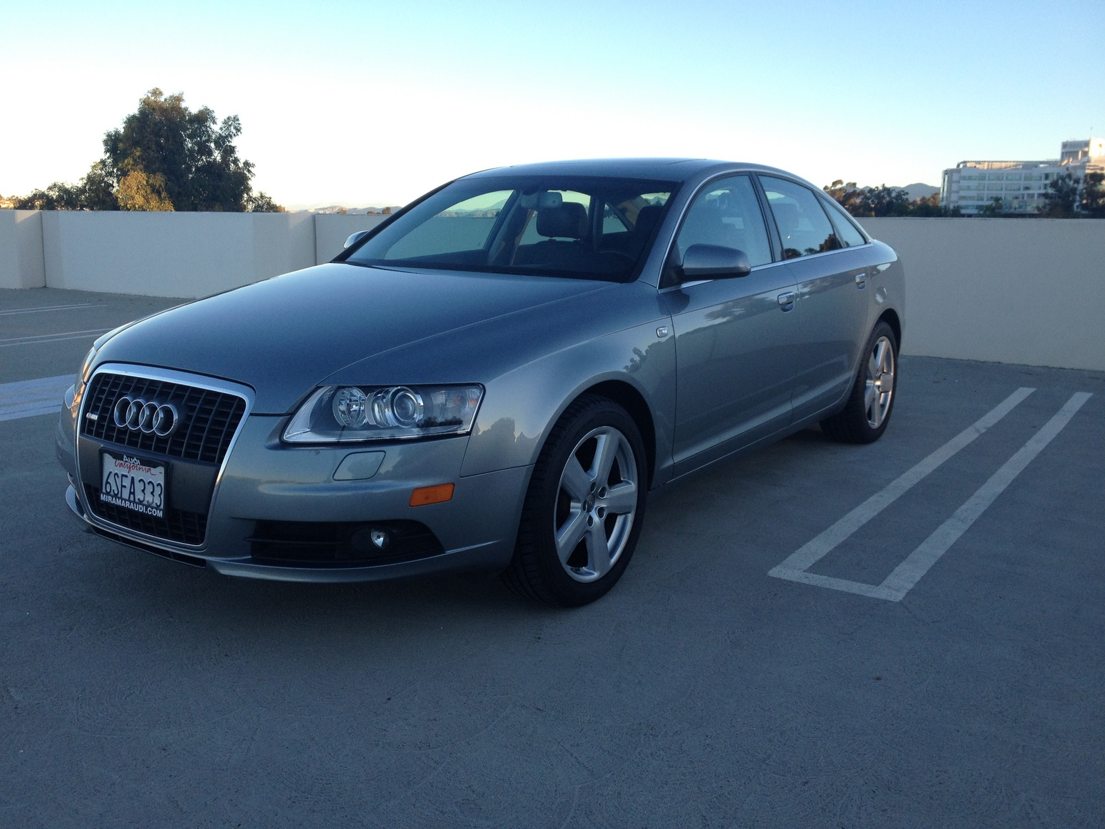 Audi a6 2008 0 to 60 11