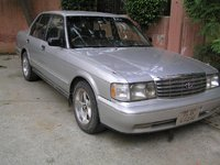 1992 Toyota Crown Overview