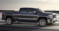 2015 GMC Sierra 1500, Front-quarter view. Copyright General Motors, exterior, manufacturer