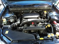 Picture of 2010 Subaru Legacy 2.5GT Limited, engine, gallery_worthy
