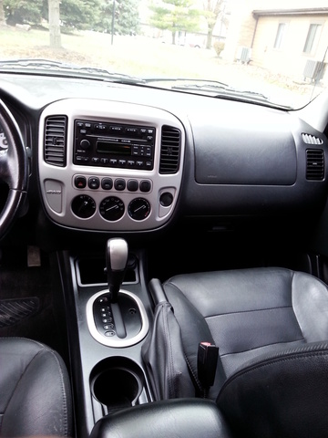 2007 Ford Escape Interior Pictures Cargurus