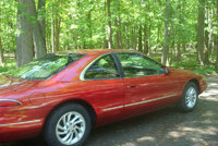 Picture of 1996 Lincoln Mark VIII 2 Dr STD Coupe, exterior, gallery_worthy