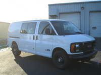 2002 GMC Savana Cargo Overview