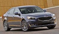 2015 Kia Cadenza, Front-quarter view, exterior, manufacturer, gallery_worthy
