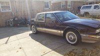 1991 Cadillac Seville Overview